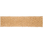 Natural Jute Basket Woven Gimp Trim